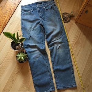 Lucky Brand, sweet crop Jeans, NWOT